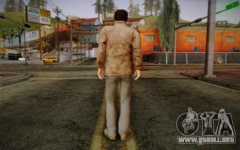 Alex Shepherd From Silent Hill para GTA San Andreas segunda pantalla