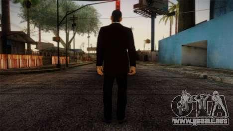 Gedimas Hideki Skin HD para GTA San Andreas segunda pantalla