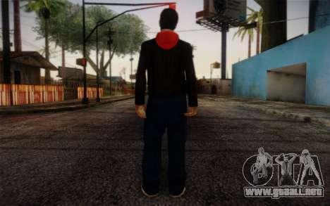 Ginos Ped 16 para GTA San Andreas segunda pantalla