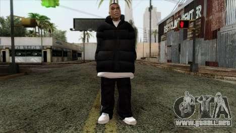 GTA 4 Skin 1 para GTA San Andreas