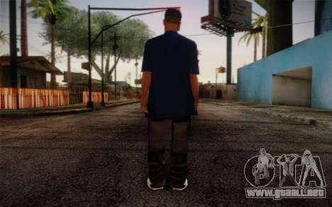 Ginos Ped 43 para GTA San Andreas segunda pantalla