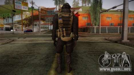 Modern Warfare 2 Skin 4 para GTA San Andreas segunda pantalla