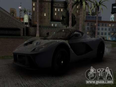 ENB Hans Realistic 1.0 para GTA San Andreas quinta pantalla