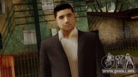 LCN Skin 5 para GTA San Andreas tercera pantalla
