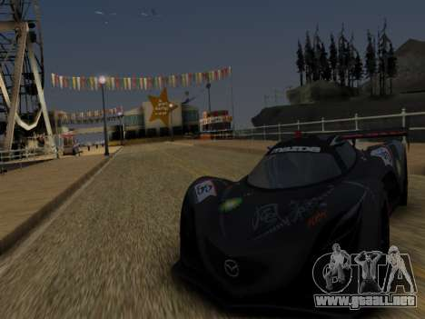 ENB Hans Realistic 1.0 para GTA San Andreas sexta pantalla