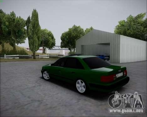 Audi 100 C4 1994 para GTA San Andreas left
