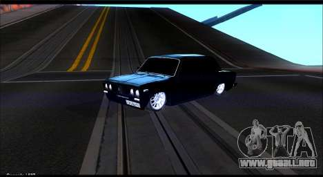 VAZ 2106 Chernysh para GTA San Andreas