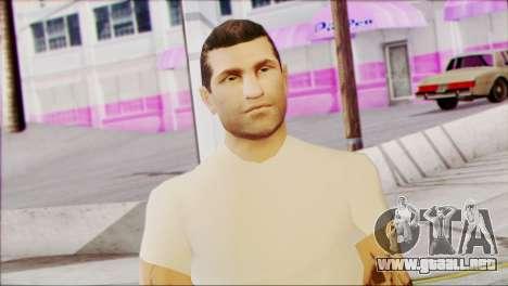 Russian Mafia Skin 4 para GTA San Andreas tercera pantalla
