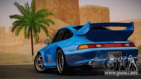 Porsche 911 GT2 (993) 1995 para la visión correcta GTA San Andreas