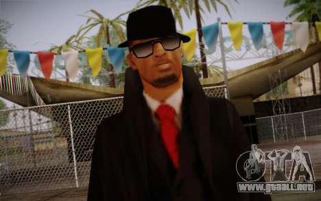 Ginos Ped 25 para GTA San Andreas tercera pantalla
