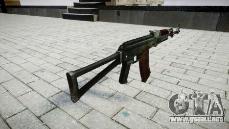 El AK-74 para GTA 4 segundos de pantalla