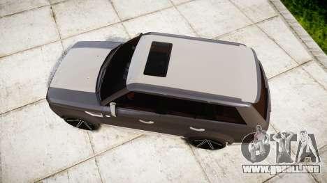 Range Rover Sport Kahn Tuning 2010 para GTA 4 visión correcta