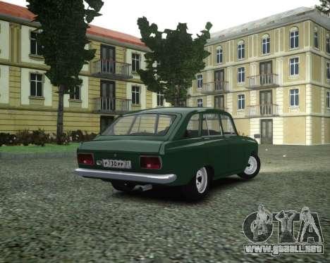 IZH 2125 Combi para GTA 4 left