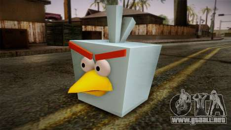 Ice Bird from Angry Birds para GTA San Andreas