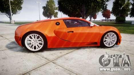 Bugatti Veyron 16.4 SS [EPM] Halloween Special para GTA 4 left