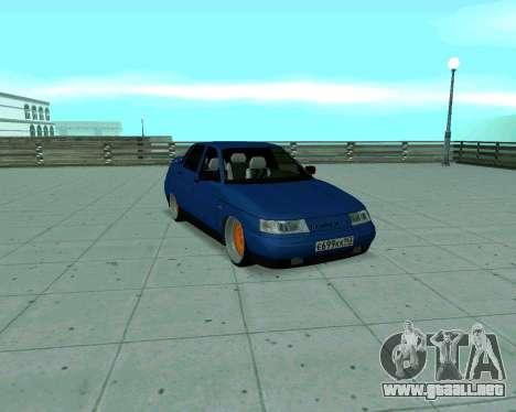 De los FLOREROS 2110 Taxi para GTA San Andreas
