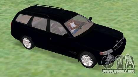Daewoo Nubira me Vagón CDX NOSOTROS 1999 para GTA San Andreas left