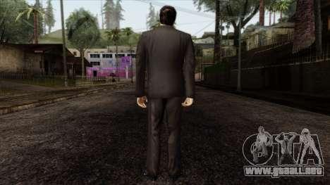 LCN Skin 5 para GTA San Andreas segunda pantalla