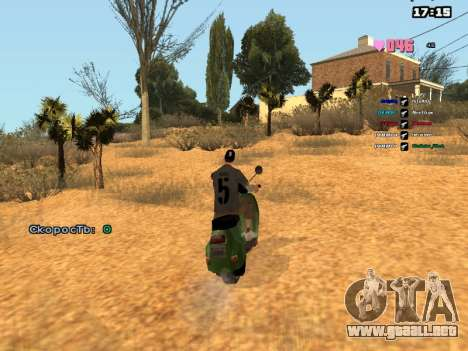 SAMP Fixer para GTA San Andreas tercera pantalla