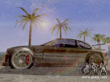 Jundo ENB Series V0.1 para PC débil para GTA San Andreas tercera pantalla