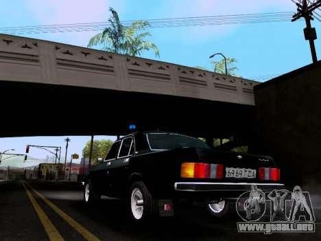 GAZ Volga 3102 para GTA San Andreas left