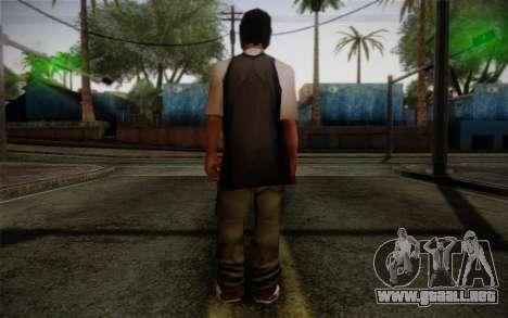Ginos Ped 2 para GTA San Andreas segunda pantalla