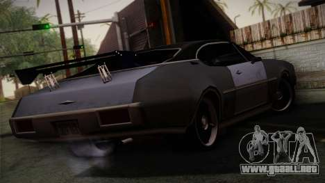 Clover Mejorado para GTA San Andreas left