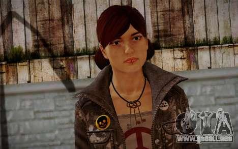 Murdered Soul Suspect Skin 1 para GTA San Andreas tercera pantalla