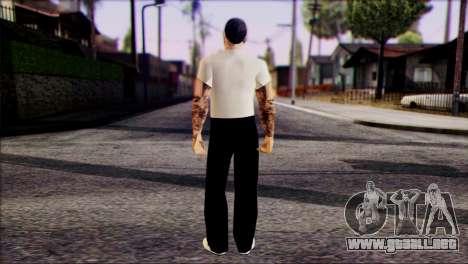 Russian Mafia Skin 4 para GTA San Andreas segunda pantalla
