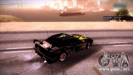 Just ENB para GTA San Andreas segunda pantalla