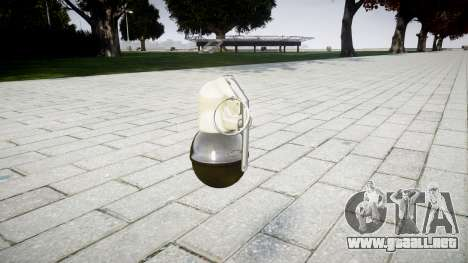 Grupo granate para GTA 4