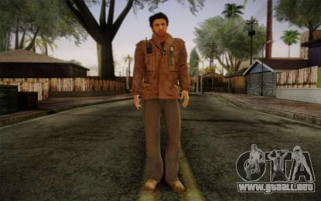 Alex Shepherd From Silent Hill para GTA San Andreas