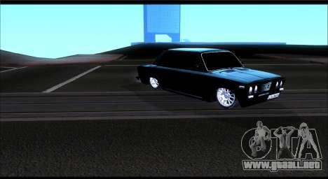 VAZ 2106 Chernysh para GTA San Andreas left