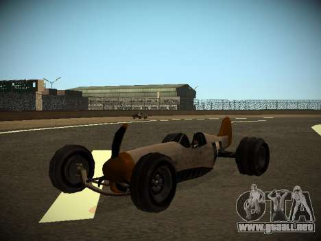 Rustler Varilla Beta para GTA San Andreas