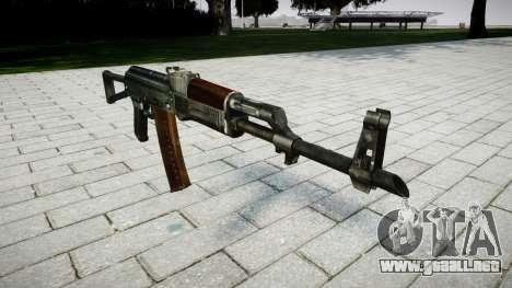 El AK-74 para GTA 4