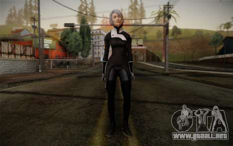 Karin Chakwas from Mass Effect para GTA San Andreas