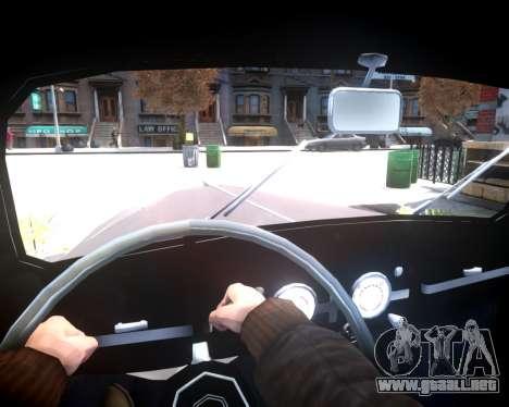 Moskvich 400 para GTA 4 visión correcta