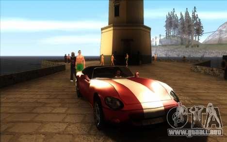 Darky ENB for Low and Medium PC para GTA San Andreas