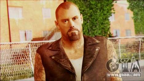 Left 4 Dead Survivor 3 para GTA San Andreas tercera pantalla
