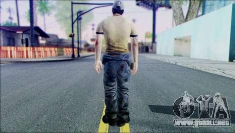 Left 4 Dead Survivor 6 para GTA San Andreas segunda pantalla