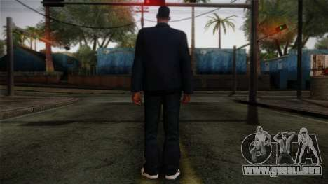 GTA San Andreas Beta Skin 15 para GTA San Andreas segunda pantalla