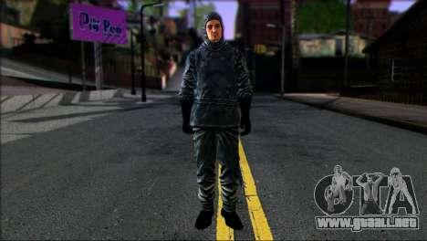 Outlast Skin 5 para GTA San Andreas