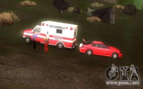 El renacimiento de la aldea Dillimore para GTA San Andreas undécima de pantalla