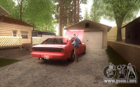 El renacimiento de la aldea Dillimore para GTA San Andreas