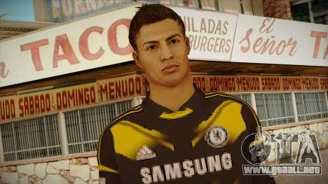 Footballer Skin 3 para GTA San Andreas tercera pantalla