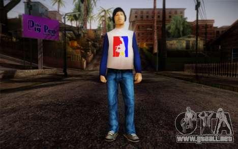 Ginos Ped 17 para GTA San Andreas