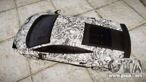 Lamborghini Gallardo LP570-4 Superleggera 2011 S para GTA 4 visión correcta