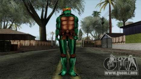 Mike (Las Tortugas Ninja) para GTA San Andreas