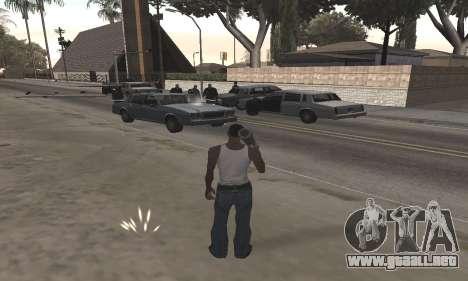Color Mod para GTA San Andreas segunda pantalla