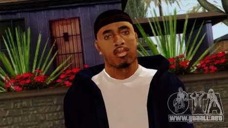 GTA 4 Skin 3 para GTA San Andreas tercera pantalla